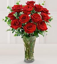 The FTD®  Premium Long Stemmed Rose Bouquet