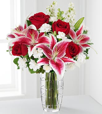 The FTD® Anniversary Bouquet - VASE INCLUDED