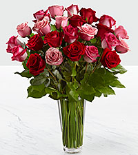 The True Romance™ Rose Bouquet by FTD®