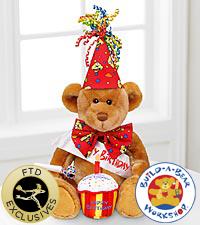 Build-A-Bear Workshop® Happy Bearthday™ Bear