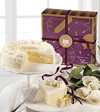 Vanilla Bean Birthday Cake