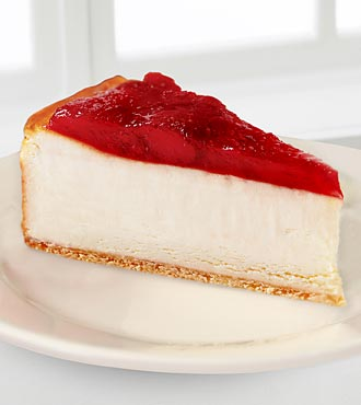 Eli® Strawberry Cheesecake - 9-inch