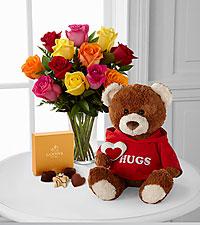 Sweetheart Celebration Ultimate Gift - VASE INCLUDED