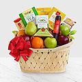 Fruitful Greeting Gourmet Basket - Better