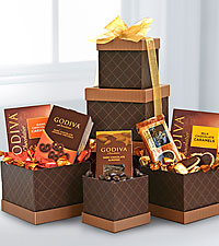 Chocolate & Chic Godiva® Tower