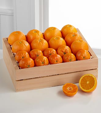 Simply Citrus Gift Basket - Better