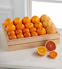 Simply Citrus Gift Basket