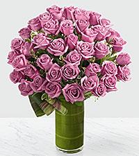 Sensational Luxury Rose Bouquet - 24-inch Premium Long-Stemmed Roses - VASE INCLUDED