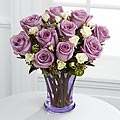 The Timeless Traditions™ Bouquet by FTD® - VASE INCLUDED