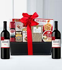 Spirited Gourmet Gift Basket-Good