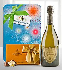 Celebrate with Dom Perignon & Godiva®